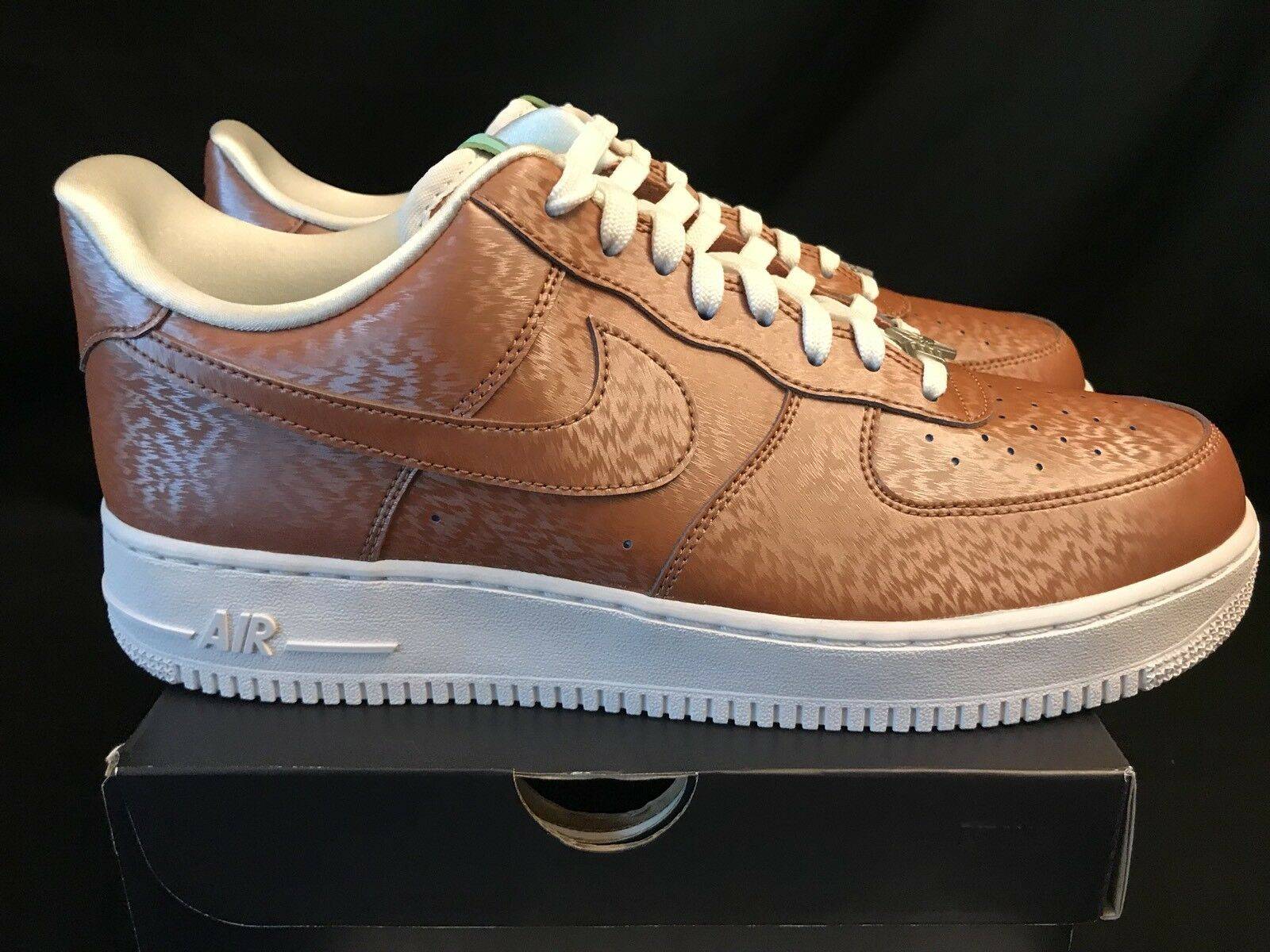 Nike Lab Air Force 1 One AF1 Low NYC Lady Liberty LV8 07' QS 812297 800 11.5 The most popular shoes for men and women