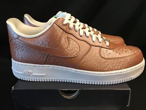 sale retailer b1316 b44a2 Details about Nike Lab Air Force 1 One AF1 Low NYC Lady Liberty LV8 07' QS  812297 800 11.5