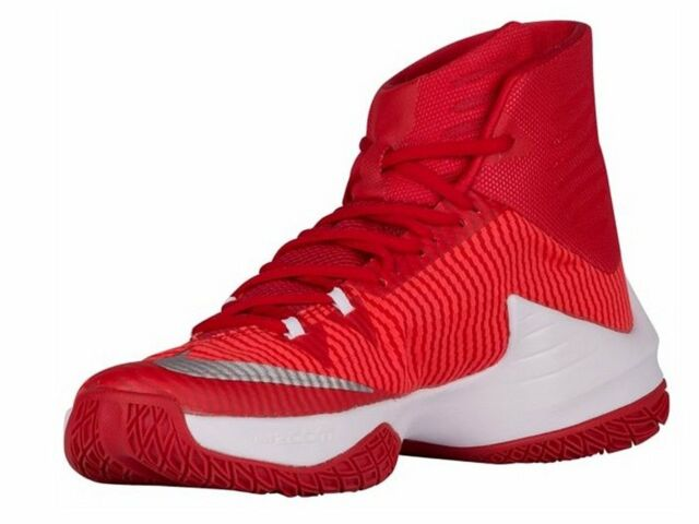 875260f62083 NEW Men s Nike Zoom Clear Out UNIVERSITY RED UNIV. RED CRIMSON 844372-666