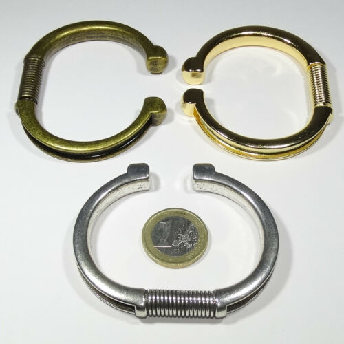 1-3 Cierres Pulsera 70x10mm A Escoger Verschlüsse Fermoirs Chiusure Bracelet