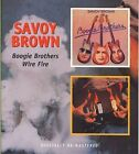 Savoy Brown - Boogie Brothers/wire Fire 2 CD