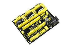 Keyestudio Arduino NANO CNC Shield KS-152 V4 A4988 3D Printer 12V Flux Workshop