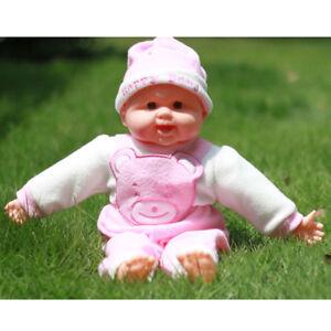 HANDMADE NEWBORN BABY BOY DOLL SILICONE VINYL REALISTIC REBORN DOLLS XMAS