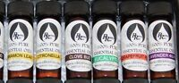 100% Pure Natural Essential Oils 4ml (select 6 Vial To Cart To Create A Set)