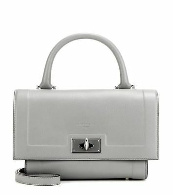662712bf5a GIVENCHY Women s Shark Small Waxy-Leather Satchel Bag