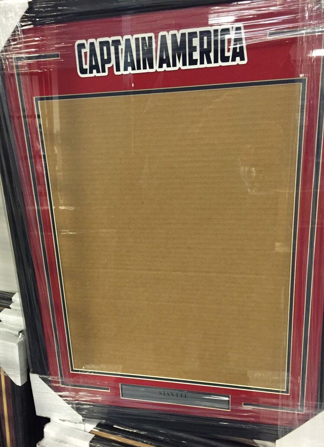 Captain America Marvel 16x20 Frame Kit- New