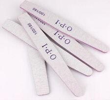 OPI ACR UV Gel Nail File Foam Buffer 100/180 Manicure Home Professional
