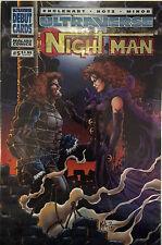 Ultraverse Night Man #5 NM- 1st Print Free UK P&P Malibu Comics
