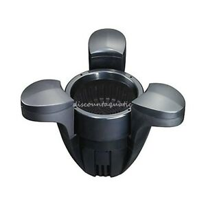 660gph floating pond pool surface skimmer for koi fish ebay for Koi pond skimmer