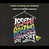 Joseph And The Amazing Technicolor Dreamcoat JASON DONOVAN CD 2006  - $7.99
