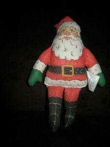 Hallmark-history-series-cloth-doll-Santa-Claus