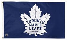 TORONTO MAPLE LEAFS 2016 Huge 3'x5' DELUXE-EDITION NHL Hockey Wincraft Team FLAG