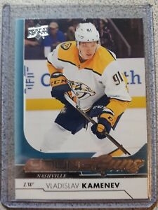 2016-17-Upper-Deck-Young-Guns-Vladislav-Kamenev-Nashville-Predators