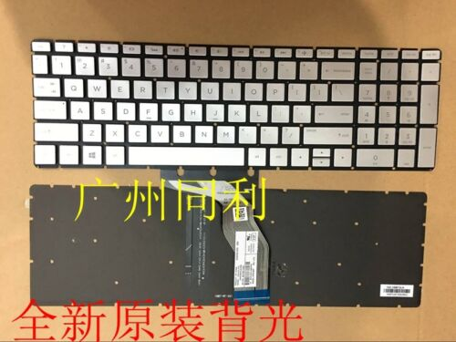 New HP ENVY X360 15m-bp011dx 15m-bp012dx 15m-bp0xx laptop keyboard US backlit