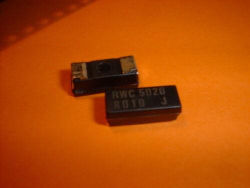 1,6 Watt SMD Leistungs-Widerstand 0R01 BF5020 10x 0,01 Ohm