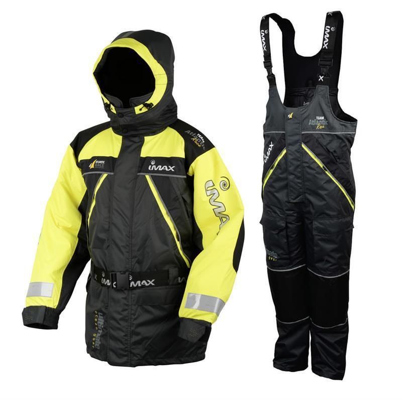 Imax Atlantic Race Floatation Suit 2-teiliger Schwimmanzug Schwimmanzug Schwimmanzug Thermo Anzug c574ae