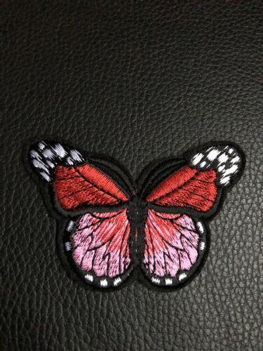 Mariposa Adorno De Hierro en apliques coser parche bordado compre 2 lleve 1 Gratis Leer descripción