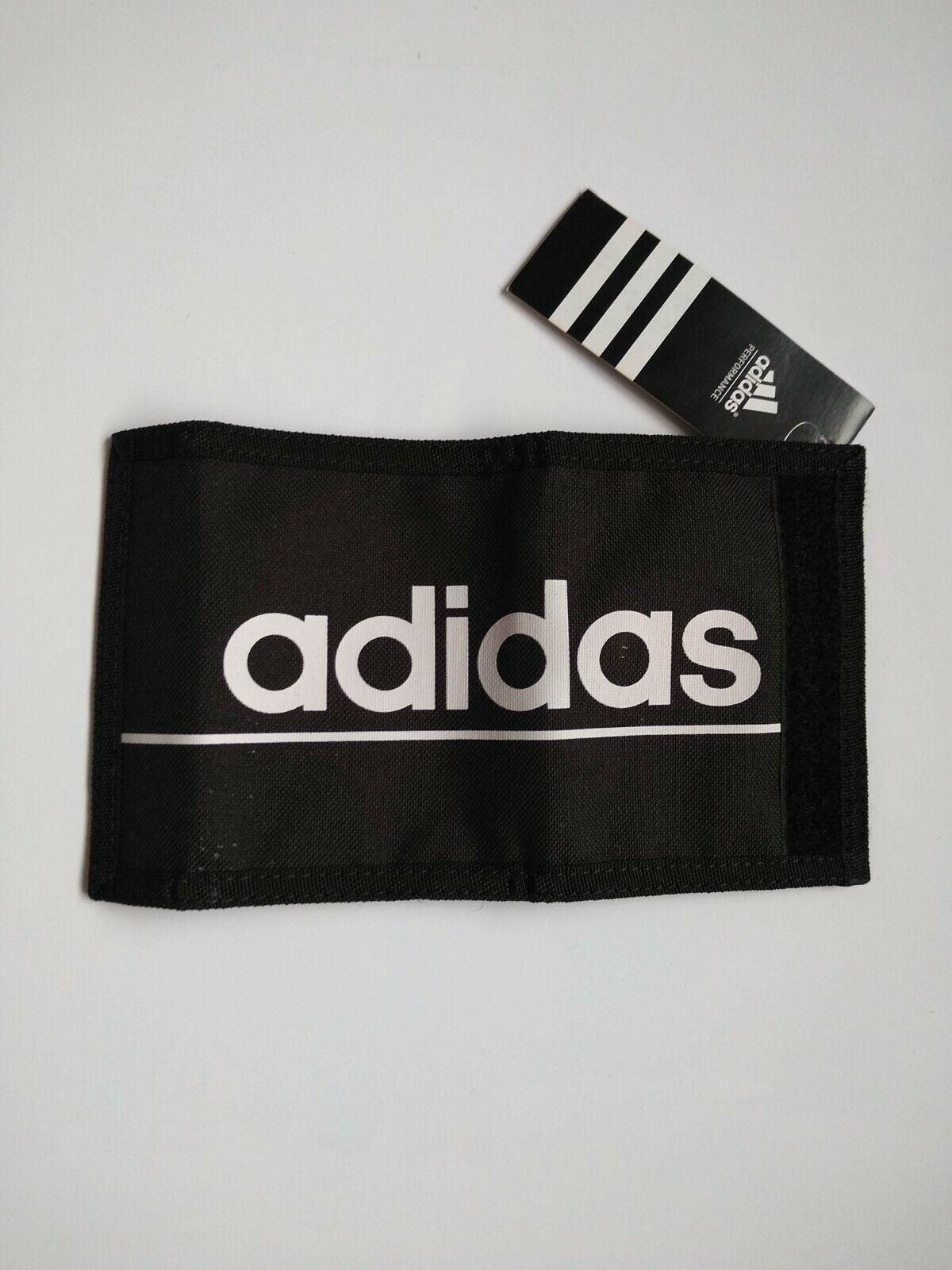 Adidas Wallet Wallet, Z26818 Linear ESS Wall (1