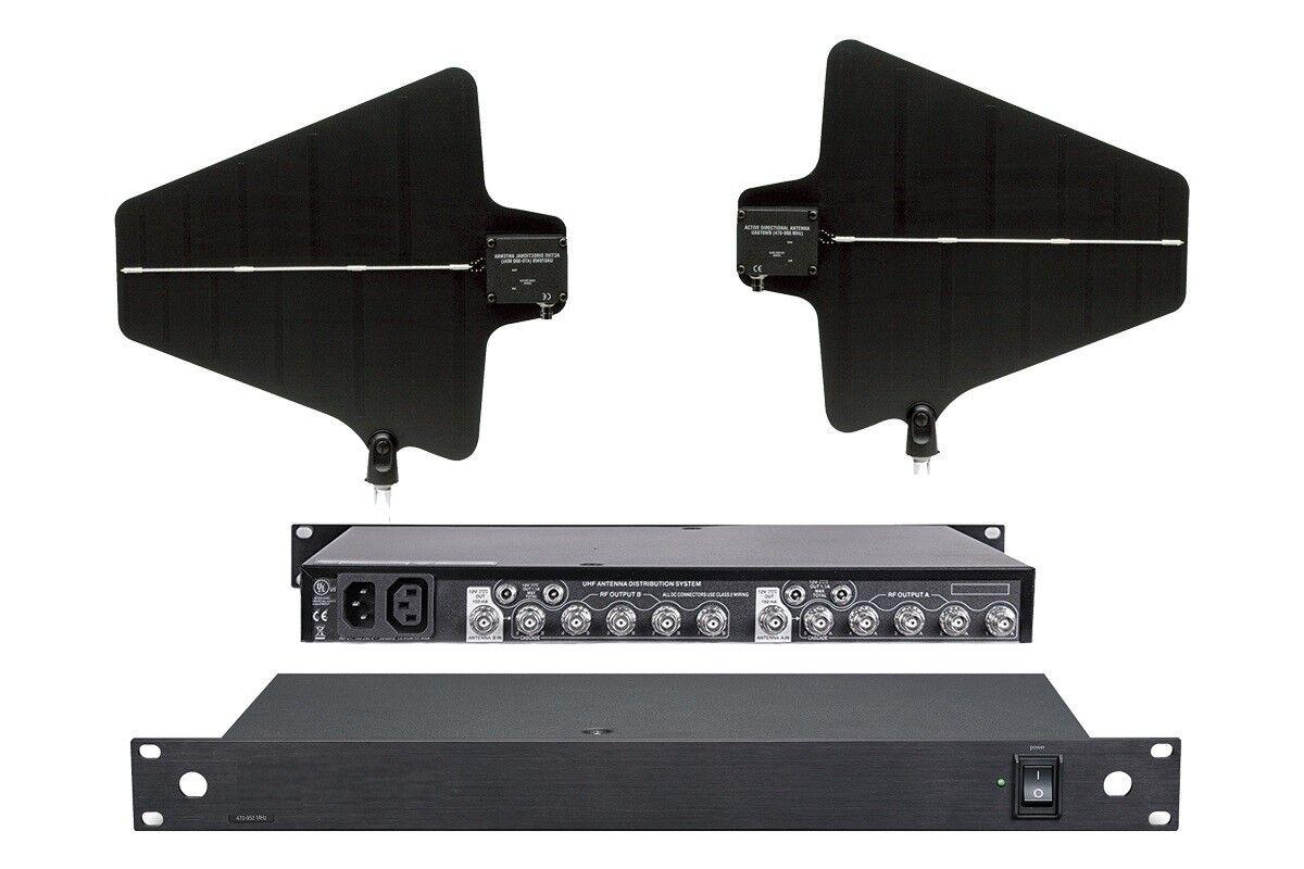 Antena Antena Antena Uhf Sistema de distribución de alimentación 470-952MHZ para Sistema Inalámbrico Uhf  los clientes primero