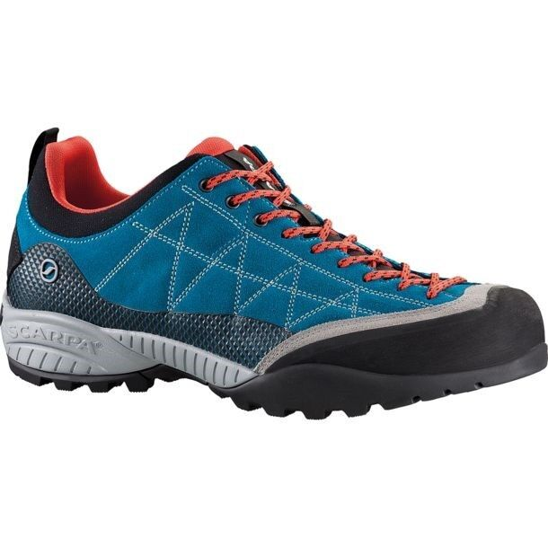 Scarpa Zen  pro Men Legendary Approach shoes Abyss orangeade  quick answers