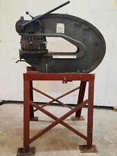 Rotex Turret Punch Manual R18 26 Throat Depth Letters A Qa K 11660