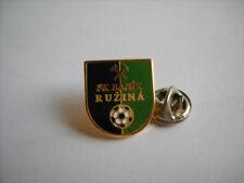 a1 BANIK RUZINA FC club football calcio futbal pins kolik slovacchia slovakia