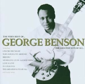 GEORGE-BENSON-034-THE-GREATEST-HITS-OF-ALL-034-CD-NEU