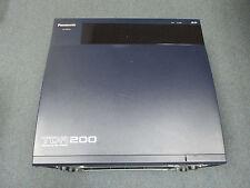 Panasonic KX-TDA200 IP PBX Cabinet W/ MPR SD & KX-TDA0104 Medium Power Supply