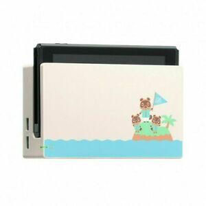 Nintendo-Switch-Animal-Crossing-nuevos-horizontes-Switch-Dock-Japon-Edicion-Limitada