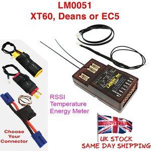 Lemon Rx Dsmx 7 canaux - Récepteur Diversity - Récepteur électronique