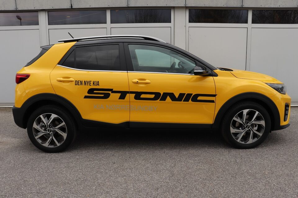 Kia Stonic 1,0 T-GDi mHEV GT-Line DCT Benzin aut.