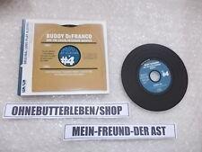 CD Jazz Buddy De Franco / Oscar Peterson - Org Longplayer Albums #4 (6 Song) MEM
