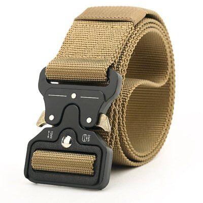 Militär Taktisch Gürtel Military Outdoor Sports Tactical Nylon Waistband Belt