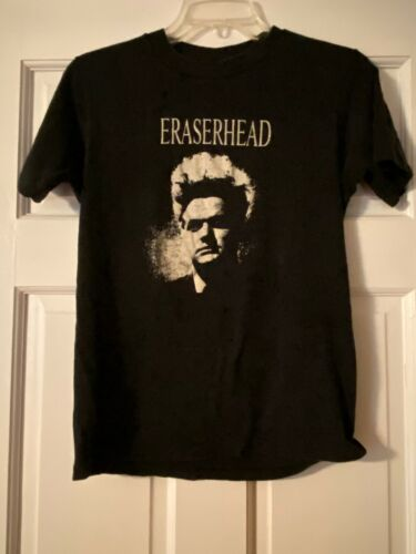 RARE Vintage ERASERHEAD T-Shirt 1980s David Lynch