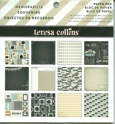Teresa Collins Designer Stickers 5//Sheets Quotes 611401306068