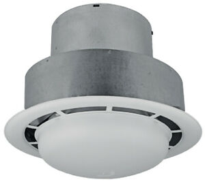 Ventline 90 Cfm Bathroom Ceiling Exhaust Fan With Light For Mobile Home Rv Ebay