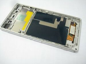 Side-covers-LCD-Display-Touch-screen-Frame-For-Sony-Xperia-Z1-L39h-C6902-C6903-W