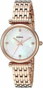 Fossil-Carlie-Crystal-White-Mother-of-Pearl-Dial-Ladies-Watch-ES4429