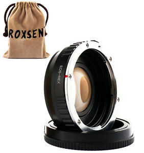 Focal-Reducer-Speed-Booster-Adapter-Canon-EOS-EF-mount-lens-to-Sony-NEX-E-A6000