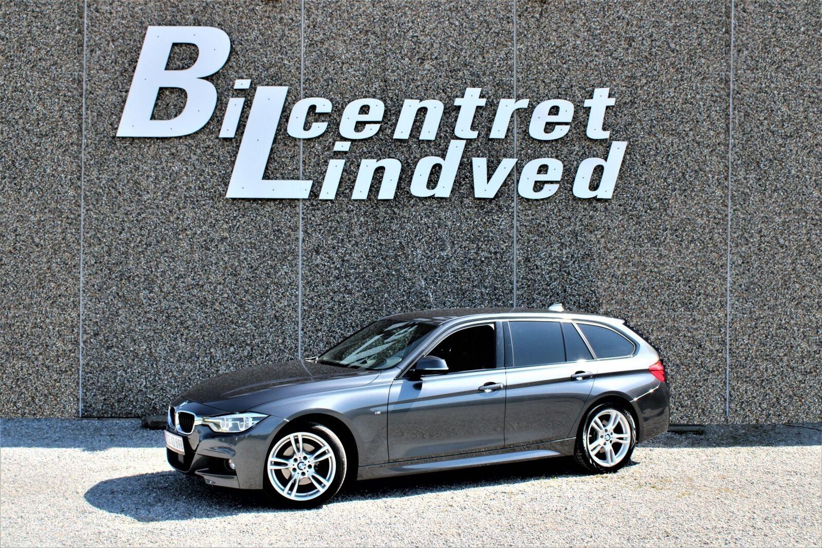 BMW 320d 2,0 Touring xDrive aut. 5d - 2.290 kr.