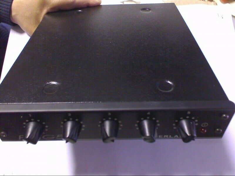 PMG5 MERLAUD MONOBLOC PREAMPLIFIER 5 mixable inputs with separate volume control