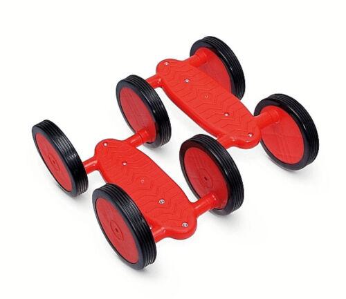 Ab 6 Jahre Pedal Roller fördert Gleichgewicht und Koordination bis 60 kg belast.
