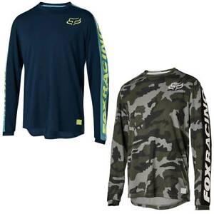 Mens FOX Ranger DR LS Jersey SP20 Long Sleeve Dri Release Mountain Bike MTB Top
