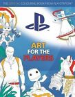 Art for the Players: The Official Colouring Book from Playstation by Sony (Paperback, 2016)