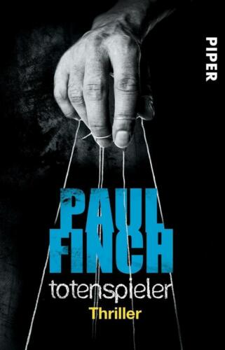 1 von 1 - Totenspieler / Detective Heckenburg Bd.5 ► Paul Finch (2016, TB)  ►►►UNGELESEN