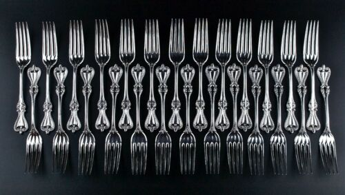 """TOWLE /""""Old Colonial/"""" Sterling Silver 7 1//8/"""" Dinner Forks"""