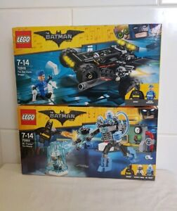 Lego Batman Film 70918: Le Bat-Dune Buggy 70901 Monsieur Freeze Ice Attack Nouveau 691040583440