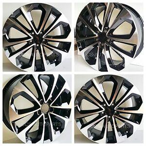 Image Is Loading New 18 Honda Accord Hfp Sport Alloy Wheels