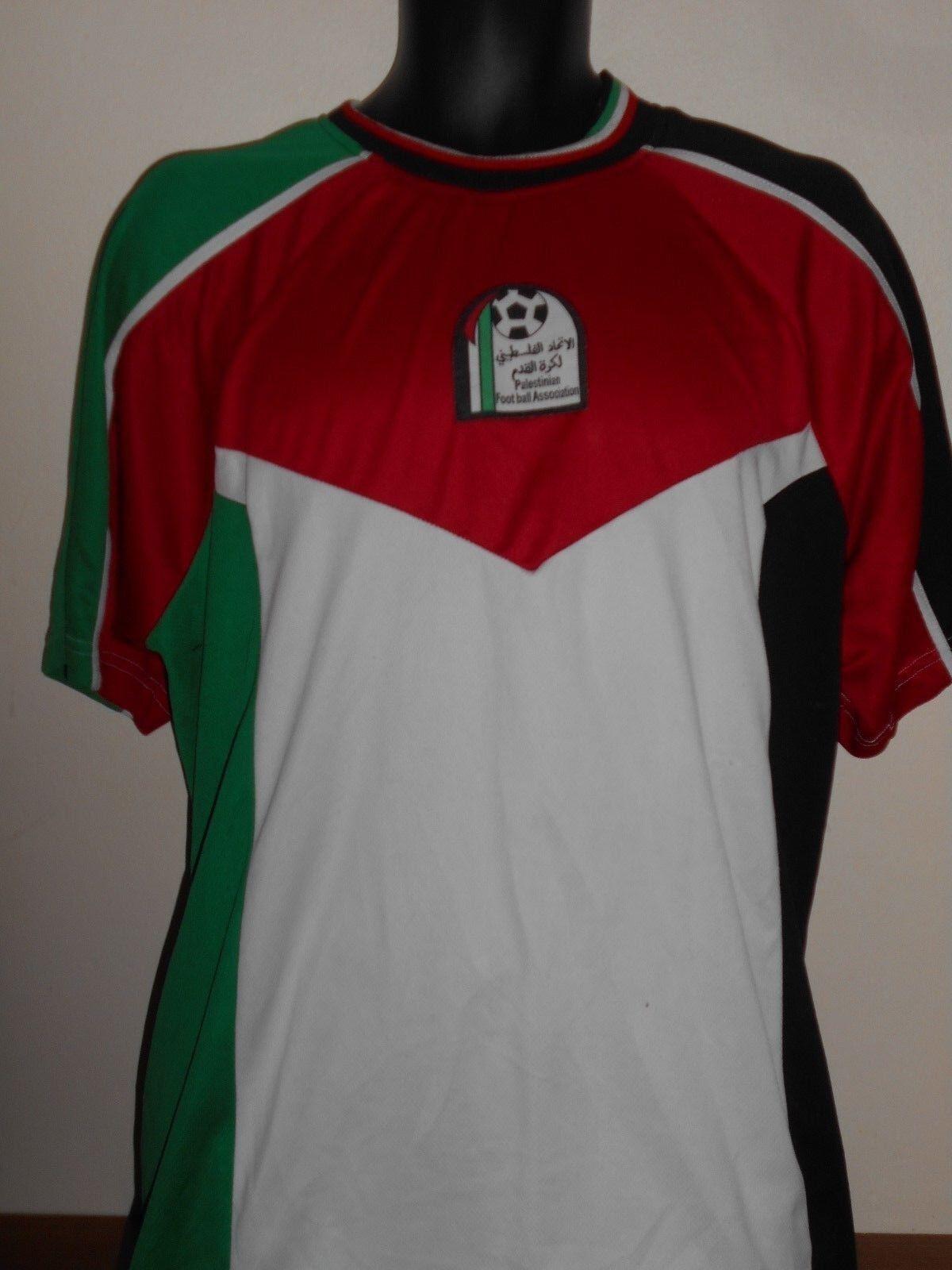 Palastinian Home Shirt (2002 2003) för stora män