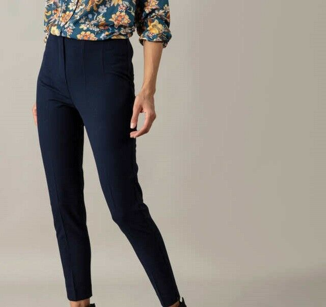 AB.4954 Designer Trousers With High Waist
